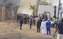 """Le maire de Lambaye sur l'incendie de ce vendredi : """"J'ai le coeur meurtri, je demande aux autorités de..."""""""