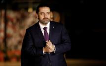 Urgent - Liban : Le Premier ministre Saad hariri présente sa démission au président mais...
