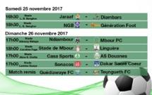 Début de la Ligue 1 ce week-end : Le Guédiawaye FC ne sera pas de la partie