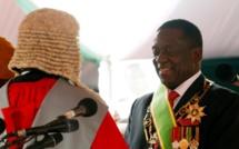 Officiel ! Emmerson Mnangagwa succède à Robert Mugabe