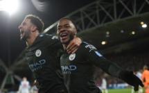 13e journée Premier League : Manchester City conserve son avance sur ManU à l'arrachée