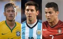 Messi, Ronaldo, Neymar : le tirage vu par les stars