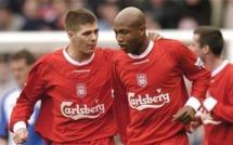 """El Haj Diouf révèle sur Canal+ : """"Quand j'étais à Liverpool des joueurs comme Owen et Gerrard influençaient les décisions de Houiller"""