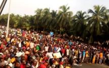 Togo : Troisième journée de manifestation dans les rues de Lomé cette semaine