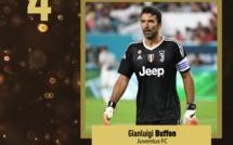 Ballon d'or France football 2017 : Le 4e est Buffon