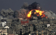 ça chauffe déjà au Proche-Orient : l'Armée israélienne riposte à des tirs de projectiles venant de Gaza
