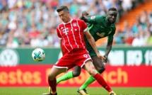"""Salif Sané avertit ses partenaires pour le Mondial : """"C'est toujours très dur de jouer contre Lewandowski"""""""