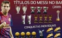 Barça : meilleur buteur en 2017, Messi a fait tomber 5 records contre le Real Madrid