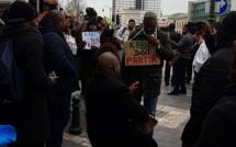 RDC - Marche du 31 décembre: les Congolais donnent le top départ à Bruxelles, en Belgique