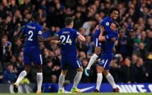 21e journée Premier League : Chelsea frappe fort et pointe à la 2e place, Liverpool se rapproche