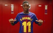 Barça : Ousmane Dembélé va faire son retour jeudi lors du match contre Celta Vigo