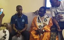 """Présentation de condoléances : Cheikh Amar """"oublie"""" l'incident de Khelcom et se rend chez Pape Diouf"""