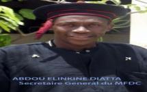 """L'ancien porte-parole du Mfdc Elinkine Diatta : """"Nous sommes en deuil, pointer du doigt le Mfdc est nul"""""""