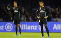 Le Real Madrid cale encore au Celta Vigo (2-2)