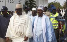 Le Président Macky Sall est arrivé à Touba : Il se recueille actuellement devant la tombe de Serigne Sidy Mokhtar Mbacké