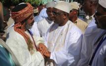 54e édition de la ziarra annuelle de Thierno Mountaga Daha Tall : Le Président Macky Sall est arrivé à Louga