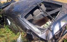 4 personnes d'une même famille tuées dans un accident
