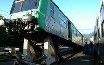 Tivaouane: Accident du Train des ICS qui fait 1 mort