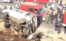 Sénégal : Les routes et les incendies ont fait 302 morts en 2017