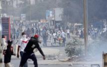 Ucad : Plusieurs blessés dans les affrontements entre étudiants et forces de l'ordre