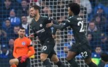 24e journée Premier League : Chelsea écrase Brighton (4-0) et revient à hauteur de Man U