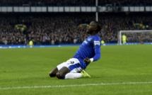 Baye Oumar Niasse a égalisé pour Everton... une minute après son entrée en jeu