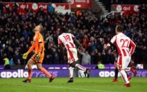 24e journée Premier League : Mame Biram Diouf marque encore avec Stoke