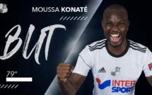 Vidéo - Regardez le 6e but de la saison de Moussa Konaté