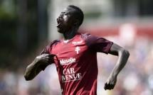 Regardez le premier but d'Ibrahima Niane en Ligue 1 avec le FC Metz