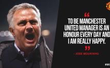 Ça y est ! José Mourinho a prolongé avec Manchester United jusqu'en 2020