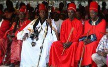 Les rois d'Oussouye se rebellent contre les autorités de la République