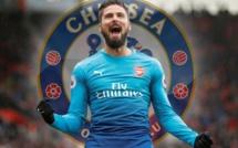 BREAKING !!! Olivier Giroud a signé un contrat d'un an et demi avec Chelsea