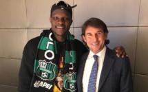 Transfert : Babacar Khouma prêté à Sassuolo