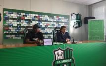 """Babacar Khouma : """"Je suis à Sassuolo pour relancer ma carrière"""""""