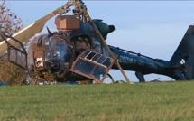 France: plusieurs morts dans le crash de deux hélicoptères de l'armée
