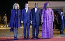 Vidéo - Visite d'Emmanuel Macron à la maison du TER