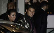 Ronaldo, DJ Snake, Gustavo, Cavani, Emery à l'anniversaire de Neymar