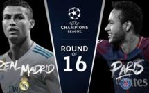 Les joueurs du Psg embarquent pour Madrid... Regardez !!!