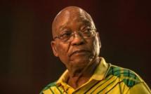 Afrique du Sud : Jacob Zuma annonce sa démission