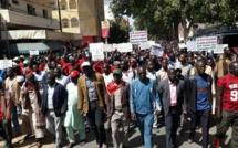 Journée sans école au Sénégal : 35 000 enseignants marchent ce vendredi sur la place de l'Obélisque
