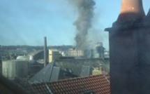 Un mort, un disparu dans une explosion, ce samedi, à l'usine Saipol à Dieppe