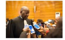 """Me Khassimou Touré, frère du prévenu Mbaye Tourè à Khalifa Sall : """"Notre famille ne vous lâchera jamais"""""""