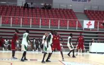 """Tournoi de Maputo : Les """"Lions"""" battent difficilement la Centrafrique (70-65)"""