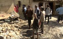 Vidéo - Regardez la maison où les 6 enfants ont été retrouvés à Touba