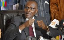 """Ousmane Tanor Dieng et le Ps défendent Aly Ngouille Ndiaye : """"Tous ces gens qui parlent et qui..."""""""