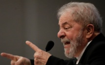"""Brésil : condamné à 12 ans, Lula pas impressionné par la prison se dit """"innocent"""" et confiant pour remporter la présidentielle"""