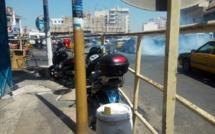 Vidéo - Ambiance grenades lacrymogènes dans les artères du centre ville de Dakar... Regardez !!!