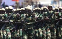 Kaolack : Le colonel Sefoulaye Sow demande au Cemga une amélioration des conditions de vie des militaires
