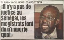 Moustapha Cissé Lo dément avoir dénigrer les magistrats et annonce une plainte contre le journal Source A