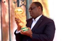 """Le Président Macky Sall : """"Il est temps pour l'Afrique de gagner la Coupe du monde"""""""